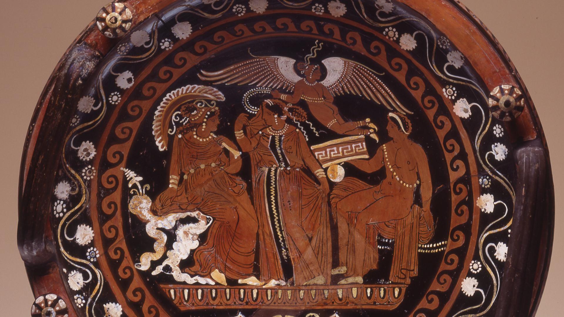 #L'amore nel mondo antico: il Civico Museo Archeologico in streaming